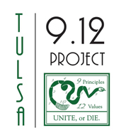 Tulsa 912 Project Button