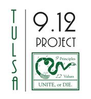 Tulsa 912 Project Button