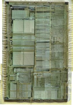 Image of computer chips